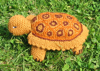 Knitting Pattern For Tortoise Jumper : Pattern of the Month: September 2007 Archives