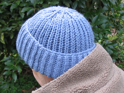 Pattern of the Month: Fisherman\'s Rib Hat