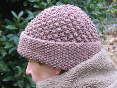 Pattern Of The Month Moss And Blackberry Stitch Hat
